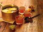 Mulled Caramel Apple Spiced Cider