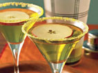 Alpine Apple Martini