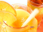 Sugar Free Apple Orange Spritzer