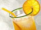 Pumpkin & Orange Party Punch