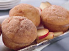 Sugar & Spice Apple Muffins